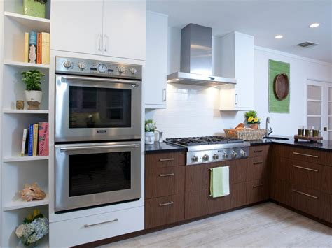 double oven kitchen cabinet photos hgtv