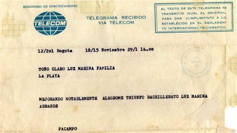 el telegrama que salv image gallery el telegrama