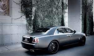 Rolls Royce Ghost Matte Matte Black Rolls Royce Ghost Misc