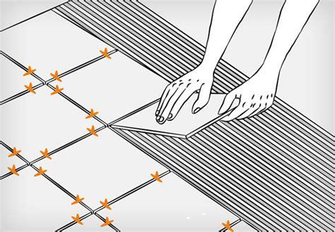 Obi Fliesen Legen by Bodenfliesen Verlegen In 9 Schritten Obi Ratgeber