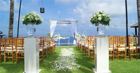 The Ungasan Cliff Top Resort   Bali Wedding Venue   Bali