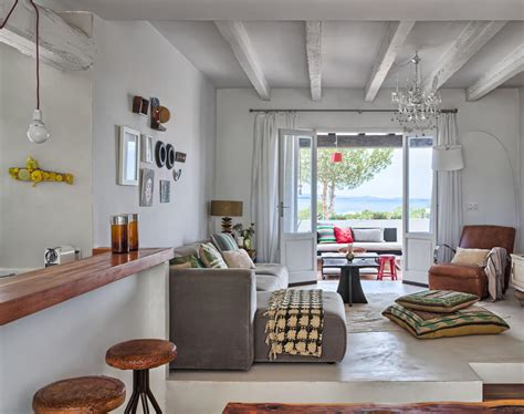 desain interior rumah indah desain interior indah rumah bergaya mediterranean desain