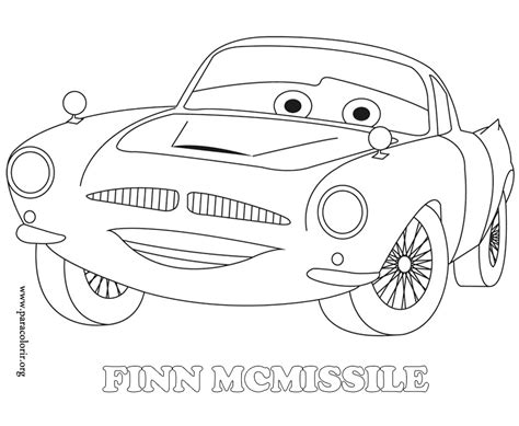 free coloring pages of mini finn