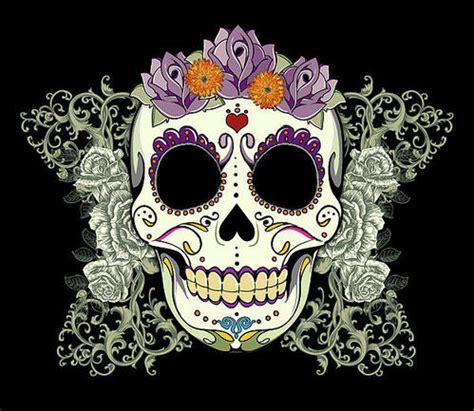 sugar skull misguided ghost sugar skulls