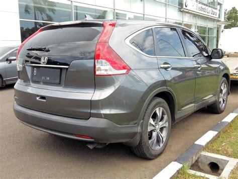 Jual Honda Crv 2 cr v honda crv 2 4 tahun 2012 kondisi terawat