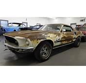 Rusty Snake 1969 Mustang Mach 1
