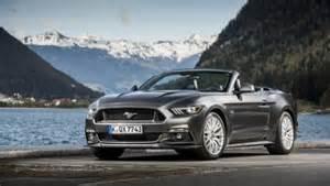 Ford Tr Mustang 2017 2016 Spor Araba Efsanesi G 252 231 Ve Dinamizm