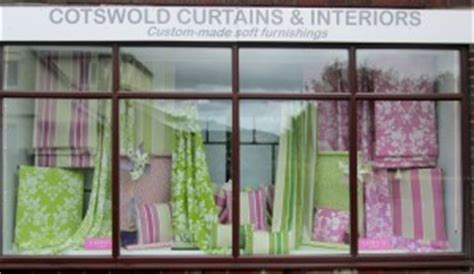 Window Curtain Shop Lorca Display Cotswold Curtains Interiors
