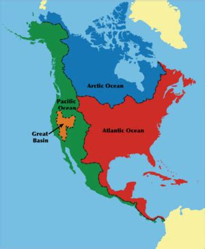 map of the united states great basin great basin new world encyclopedia