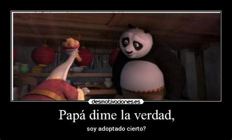 imagenes de kung fu panda y su papa carteles de kung pag 14 desmotivaciones