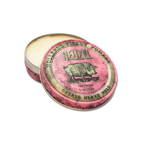 Pomade Murray Heavy Hold reuzel pomade pink grease heavy hold by schorem 113g