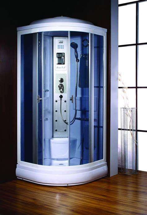 box doccia como box doccia con mensole e telefono box doccia con