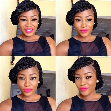 ways to style senegalese twist chidinma inspirations 10 beautiful ways to style your box