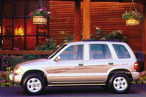 Kia Sportage 1995 1995 02 Kia Sportage Consumer Guide Auto