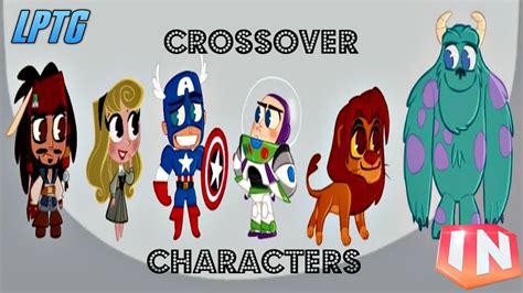 disney infinity utube disney infinity crossover characters