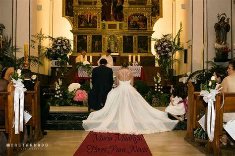 decorar la boda decoracion bodas iglesia flores para novia
