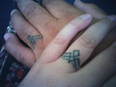 tattoo rings pictures ring tattoos page 2
