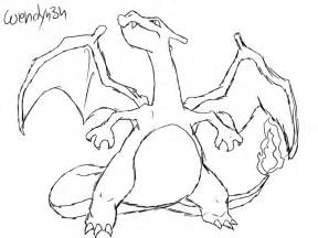 charizard coloring pages charizard coloring pages images images