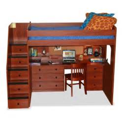 loft bed with loft bed with stairs and desk 2 loft beds with