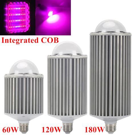 htg led grow lights e27 full spectrum cob led grow lights