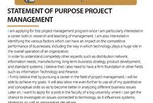 Pmp Vs Mba For Engineers by Mba Statement Of Purpose Sles Mstatement On