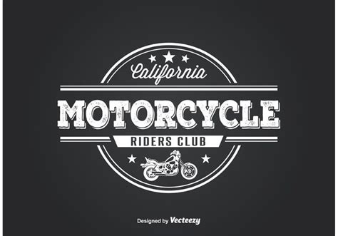 Kaos Custom Typography motorcycle club t shirt design welovesolo