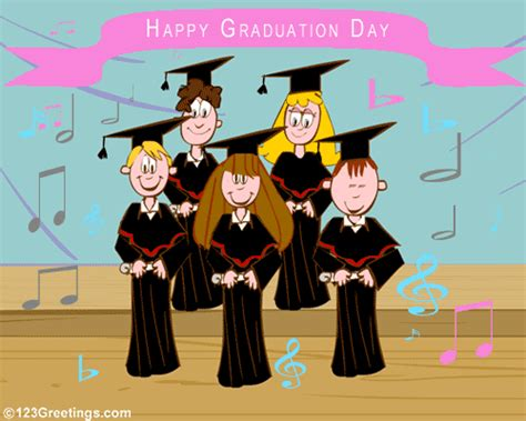 find 1 song day of graduation happy graduation day free songs ecards greeting cards