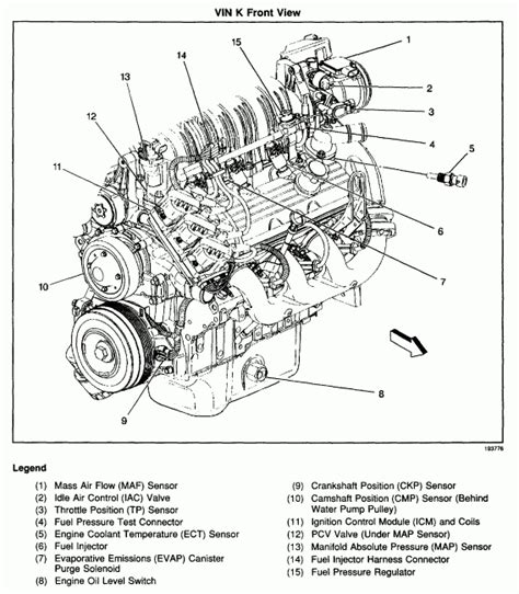 2000 buick lesabre engine diagram automotive parts