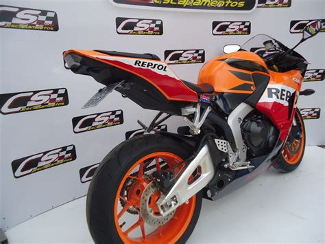 honda cbr 600 re escapamento honda cbr600rr 2014 r 2 180 00 no