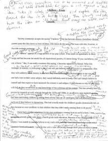 Expository Essay Exle by Writing Expository Essay Leport Schools