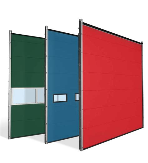 overhead sectional door sectional overhead doors and insulated overhead doors uk