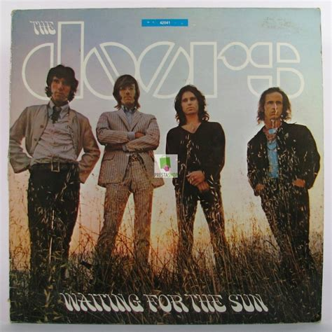 waiting for the sun waiting for the sun part one volume 1 books the doors waiting for the sun vinyl square lp vinyl