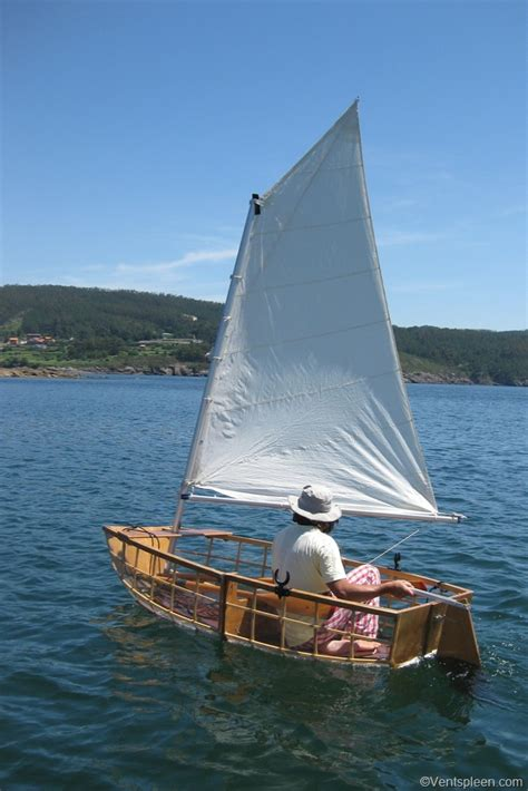 sailboat dinghy the stasha st see through the lightest see through