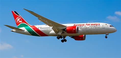 strike threatens kenya airways  launch