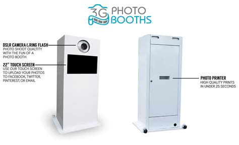 photo booth layout size 3g photo booths rentals phoenix arizona weddings