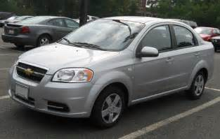 chevrolet aveo 2006 made in usa