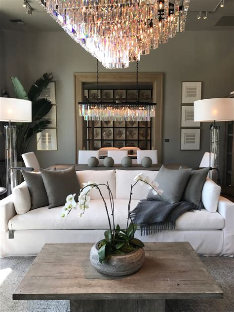 Restoration Hardware Living Room Ideas - my sweet restoration hardware rh seattle