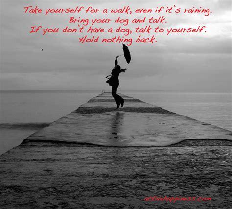 walking   rain quotes quotesgram