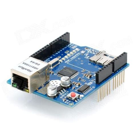 Ethernet Shield Arduino Arduino Ethernet Shield W5100