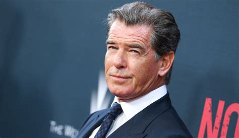 film terbaru pierce brosnan pierce brosnan as cable in deadpool sequel james bond