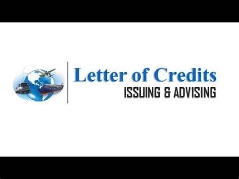 Letter Of Credit Bank Default Letter Of Credit Tutorial 2 Issuing And Advising
