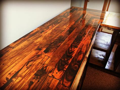 25 best ideas about pallet countertop on