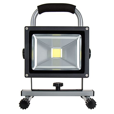 Portable Led Light by 20w Portable Rechargeable Led Work Light Dimmable