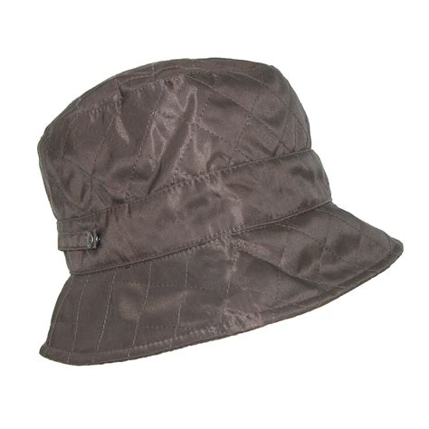 womens quilted waterproof hat by betmar