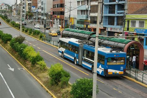 trolleybuses  quito wikipedia
