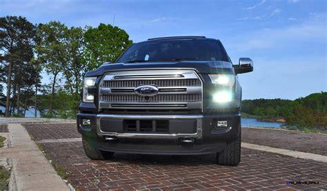 2015 ford f 150 platinum 4x4 supercrew review