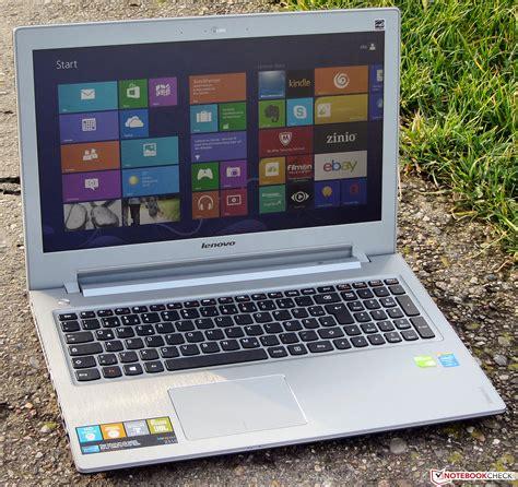 Laptop Lenovo Ideapad Z510 review lenovo ideapad z510 notebook notebookcheck net reviews