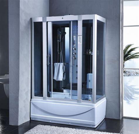cabine bagno turco cabina idromassaggio 135x80 6 idrogetti con vasca
