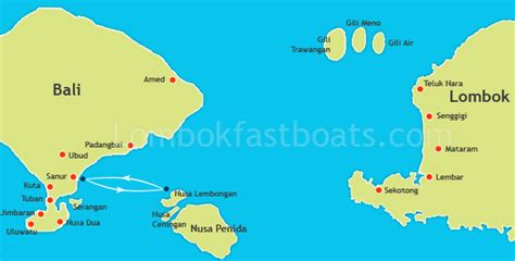 public boat from sanur to nusa lembongan bali to nusa lembongan fast boat from bali to lombok