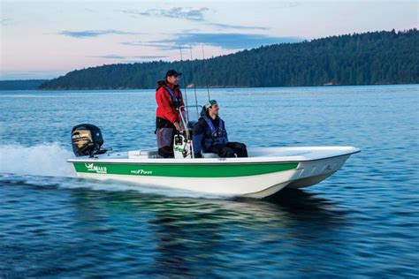 mako jon boats top 10 new fishing boats for under 20 000 boats